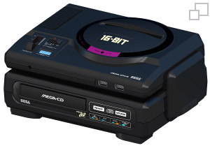 Mega-CD Model 1 HAA-2910