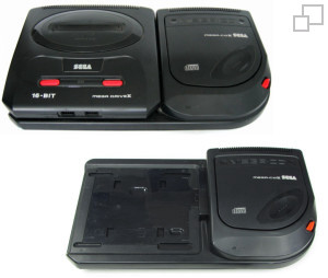 Mega-CD Model 2 MK-4102-50