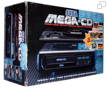 Mega-CD First Version Pack