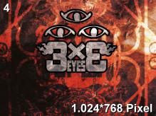 3x3 Eyes Wallpaper 1.024x768px