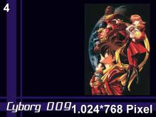 Cyborg 009 Wallpaper 1.024x768px