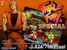 Fatal Fury Special (Garou Densetsu Special) Wallpaper 1.024x768px