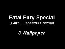 Fatal Fury Special (Garou Densetsu Special) Wallpaper