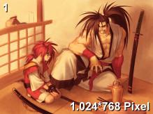samurai_shodown Wallpaper 1.024x768px