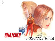 Snatcher Wallpaper 1.024x768px